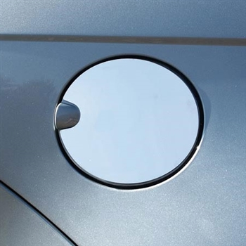 Ford Focus Chrome Fuel Door Trim, 2008, 2009, 2010, 2011