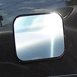 Lincoln MKS Chrome Fuel Door Trim, 2009, 2010, 2011, 2012