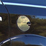 Dodge Durango Chrome Fuel Door Trim, 2004, 2005, 2006, 2007, 2008, 2009