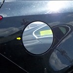 Buick Regal Chrome Fuel Door Trim, 2011, 2012, 2013, 2014, 2015, 2016, 2017