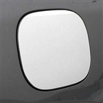 Ford Escape Chrome Fuel Door Trim, 2020
