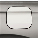Lincoln Corsair Chrome Fuel Door Trim, 2020