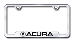Acura Chrome License Plate Frame