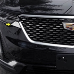 Cadillac XT6 Chrome Headlight Accents, 2020