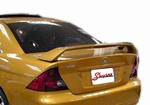 2001-2005 Honda Civic 2dr Painted Rear Spoiler/Wing