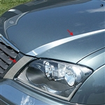 Chrysler Pacifica Hood Accent Trim 2004, 2005, 2006, 2007