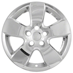 "Dodge Ram 1500 Chrome 20"" Wheel Covers, 2009, 2010, 2011, 2012, 2013"
