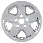 "Dodge Ram Chrome 17"" Wheel Covers, 2009, 2010, 2011, 2012, 2013"