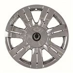 Cadillac SRX Chrome Wheel Covers, 2010, 2011, 2012, 2013, 2014, 2015, 2016