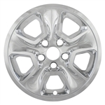 Jeep Grand Cherokee Chrome Wheel Covers, 2014, 2015, 2016, 2017
