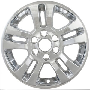 Chevrolet Silverado Chrome Wheel Covers, IMP-377X, 2014, 2015, 2016, 2017, 2018