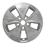 Kia Soul Chrome Wheel Covers, 2014, 2015, 2016