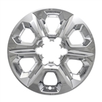 Toyota 4Runner Chrome Wheel Covers, 2014, 2015, 2016, 2017