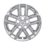 Jeep Grand Cherokee Chrome Wheel Covers, 2016, 2017, 2018, 2019