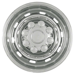 "Dodge Ram 2500 / 3500 Chrome 17"" Wheel Covers, 2003, 2004, 2005, 2006, 2007, 2008, 2009, 2010, 2011, 2012, 2013"