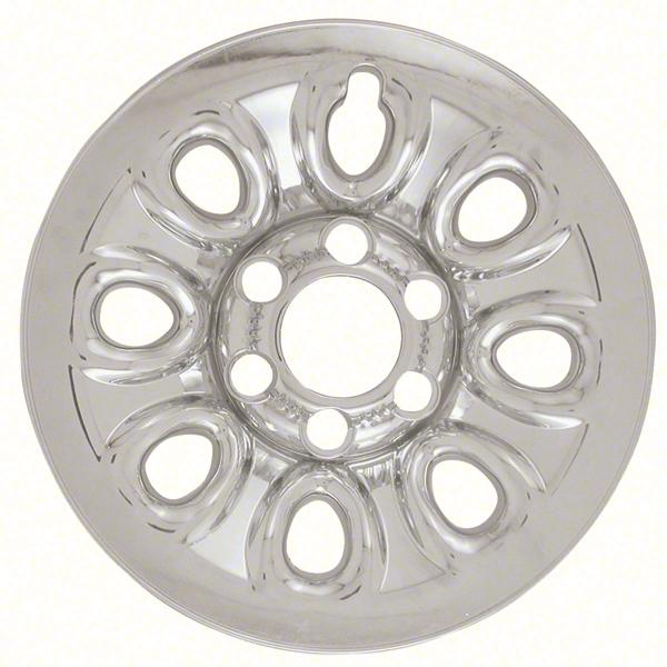 Chevrolet Silverado 1500 Chrome Wheel Covers 2004 2005