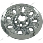 GMC Sierra 1500 Chrome Wheel Covers, 4pc  2004 - 2013