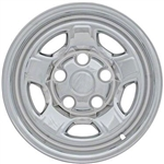 2005 - 2007 Dodge Dakota Chrome Wheel Covers