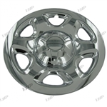 Ford Escape Snap In Chrome Wheel Covers, 2008, 2009, 2010, 2011, 2012
