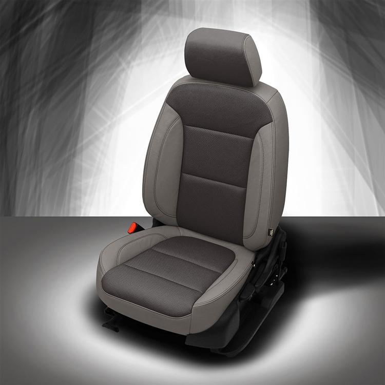 Chevrolet Traverse Katzkin Leather Seat Upholstery Kit