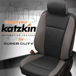 Ford F250, F350, Super Duty, Katzkin Leather Seat Upholstery Kit