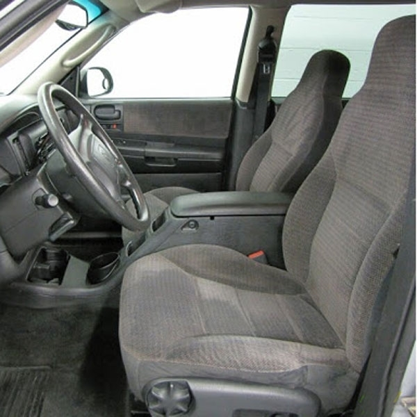 Incredible Dodge Durango Sport Katzkin Leather Seat Upholstery 2001 2002 3 Passenger Front Seat Without Third Row Shopsar Com Frankydiablos Diy Chair Ideas Frankydiabloscom