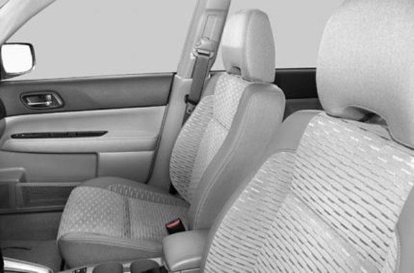 Subaru Forester Seat Covers >> Subaru Forester Katzkin Leather Seat Upholstery 2003 2004 2005 Shopsar Com