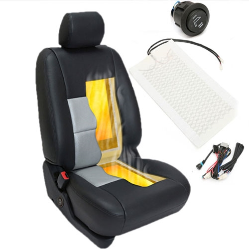 Heated Seat Kit For Car Truck And Suv Shopsar Com