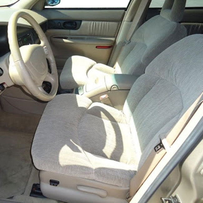 buick regal ls katzkin leather seat upholstery 2003 2004 solid rear lean back without center armrest shopsar com buick regal ls katzkin leather seat upholstery 2003 2004 solid rear lean back without center armrest shopsar com