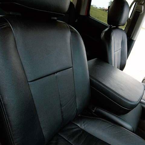 Dodge Ram Regular Cab Katzkin Leather Seat Upholstery