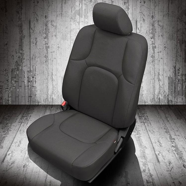 Nissan Frontier King Cab Katzkin Leather Seat Upholstery 2005 2006