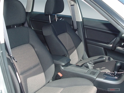 SUBARU LEGACY OUTBACK WAGON 2.5 I BASE Katzkin Leather Seat Upholstery, 2006, 2007, 2008, 2009