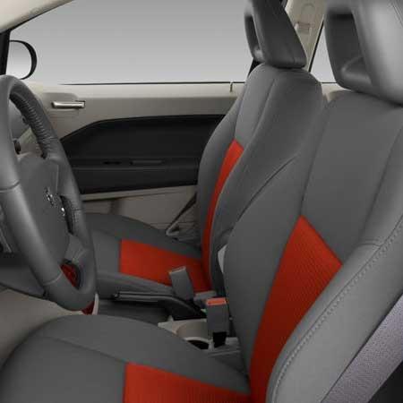 2007 Dodge Caliber R T >> 2007 2009 Dodge Caliber Sxt Rt Katzkin Leather Interior With Front Seat Airbags With Passenger Fold Flat 2 Row