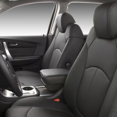 Cool Gmc Acadia Katzkin Leather Seat Upholstery 2007 2 Passenger Middle Row Shopsar Com Gmtry Best Dining Table And Chair Ideas Images Gmtryco