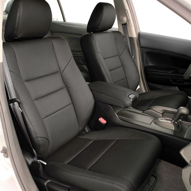 Honda Accord Sedan Lx Katzkin Leather Seat Upholstery Flat Design 2008 2009 2010 Shopsar Com