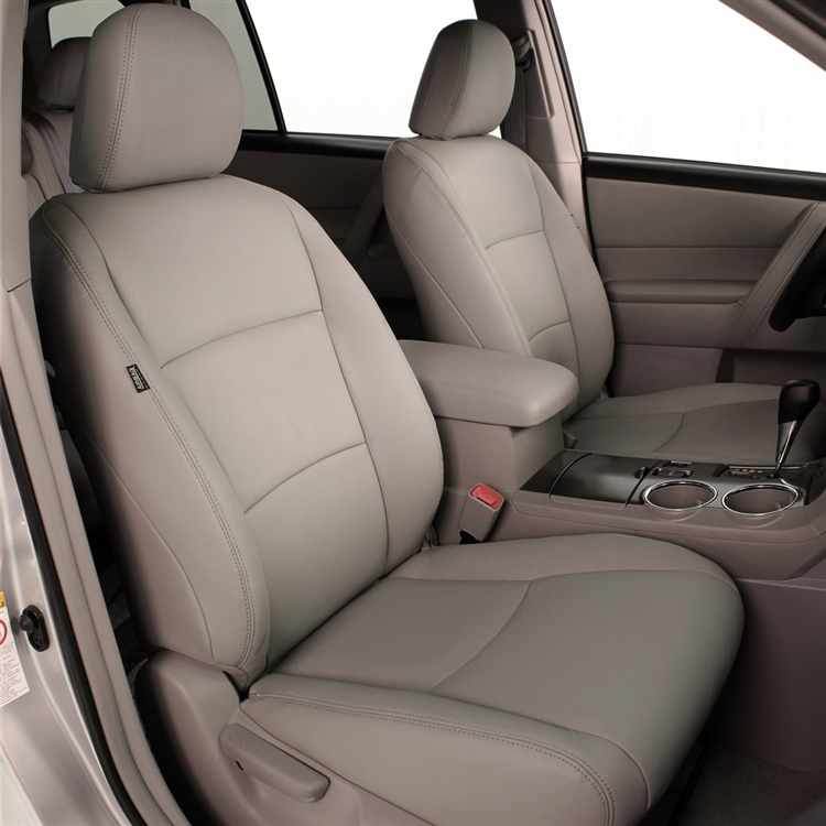 2010 Toyota Highlander Base Hybrid Katzkin Leather Upholstery Larger Photo