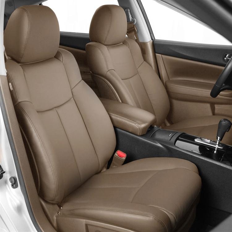 Nissan Maxima 3 5s Katzkin Leather Seat Upholstery 2009