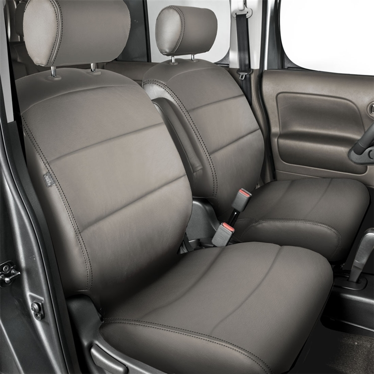 2009 - 2013 NISSAN CUBE Katzkin Leather Interior (2 row)