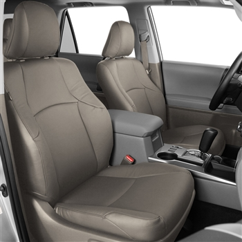 Toyota 4Runner SR5 / TRAIL Katzkin Leather Seat Upholstery, 2010 (with power front seats, without third row seat)