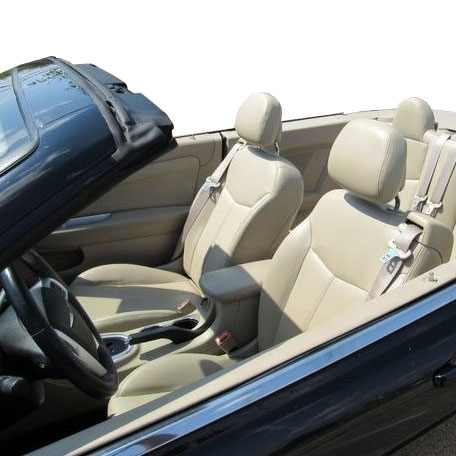 Chrysler 200 Lx Touring Sedan Katzkin Leather Seat Upholstery 2017