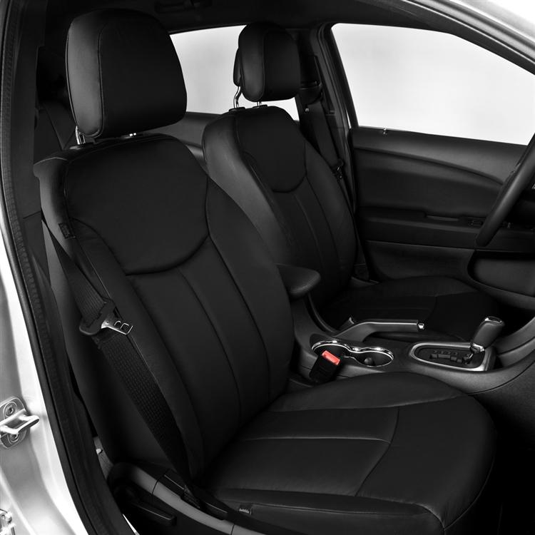 Chrysler 200 LX / Touring Sedan Katzkin Leather Seat