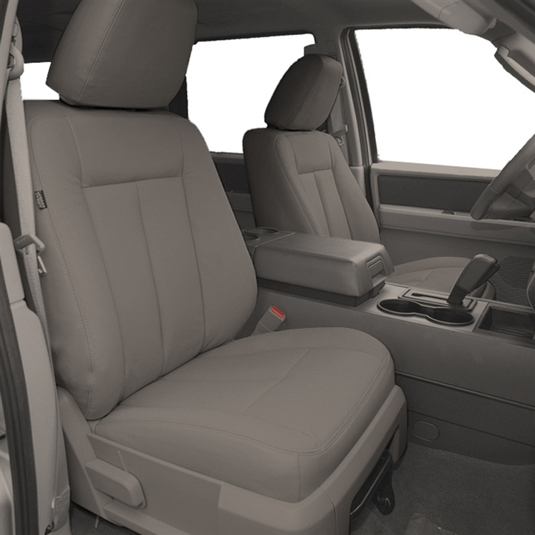 Ford Expedition Xlt El Katzkin Leather Seat Upholstery 2012 2013 2014 2015 2016 2 Passenger Front Seat 3 Row Shopsar Com