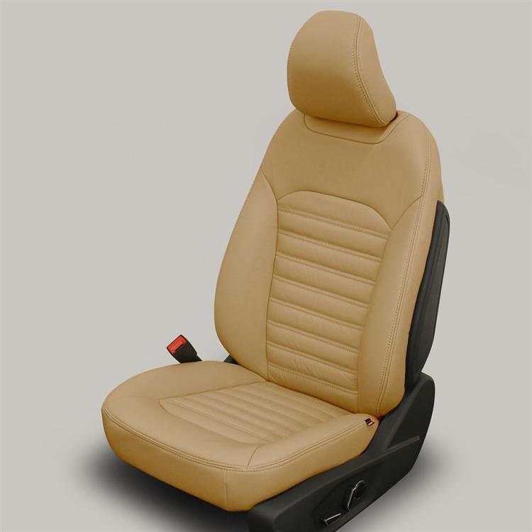 Ford Fusion Se Hybrid Katzkin Leather Seat Upholstery 2017 Larger Photo