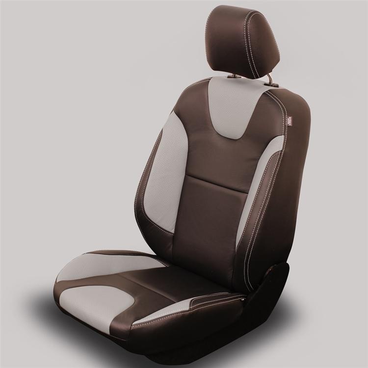 Ford Focus Se 5 Door Katzkin Leather Seat Upholstery 2013 2014 Sport Buckets Shopsar Com