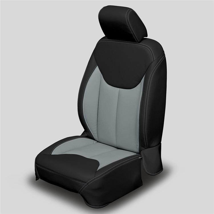 2018 Jeep Wrangler 4 Door Katzkin Leather Seat Upholstery JK