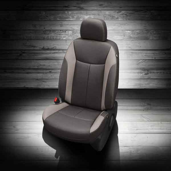 2014 Nissan Sentra Interior: Nissan Sentra S / FE-S / SV / SR Sedan Katzkin Leather