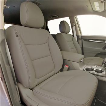 KIA SORENTO LX Katzkin Leather Seat Upholstery 2014 2015