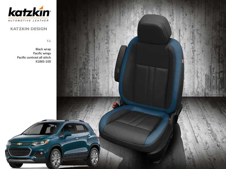 Awesome Chevrolet Trax Katzkin Leather Seat Upholstery 2015 2016 2017 2018 Shopsar Com Lamtechconsult Wood Chair Design Ideas Lamtechconsultcom