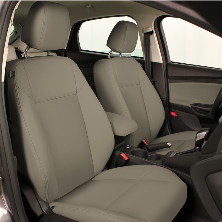 Ford Focus Se Electric Hatchback Katzkin Leather Seat Upholstery
