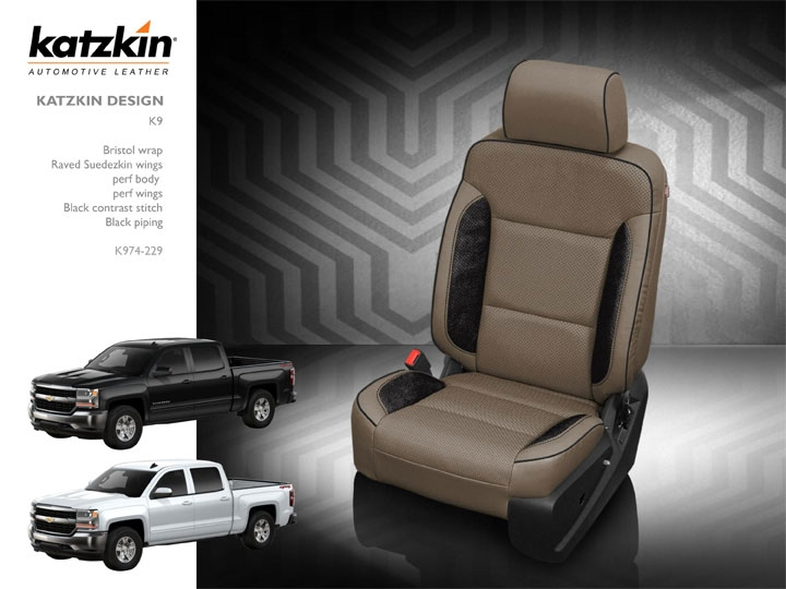 Swell 2016 Chevrolet Silverado 1500 2500 3500 Double Cab Katzkin Leather Interior 3 Passenger Front Seat With Under Seat Storage Split Rear 2 Row Beatyapartments Chair Design Images Beatyapartmentscom